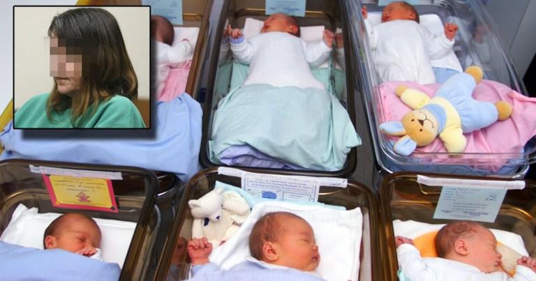 infirmiere-diabolique-echanger-bebes-bebe-maternite-secretnews SecretNews
