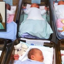 Pendant 22 ans cette infirmière échange plus de 9.000 bébés dans plusieurs maternités françaises