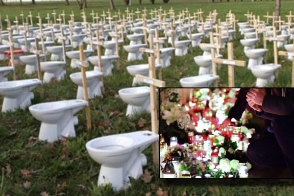 POLOGNE : 152 morts dans l'effondrement d'une usine de sanitaires, la direction offre des sépultures d'un goût douteux