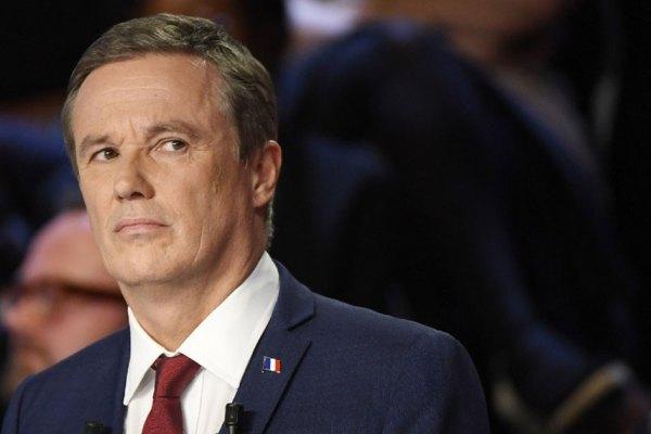"""Pour """"Réconcilier les France"""", Macron choisit Dupont-Aignan comme premier ministre"""