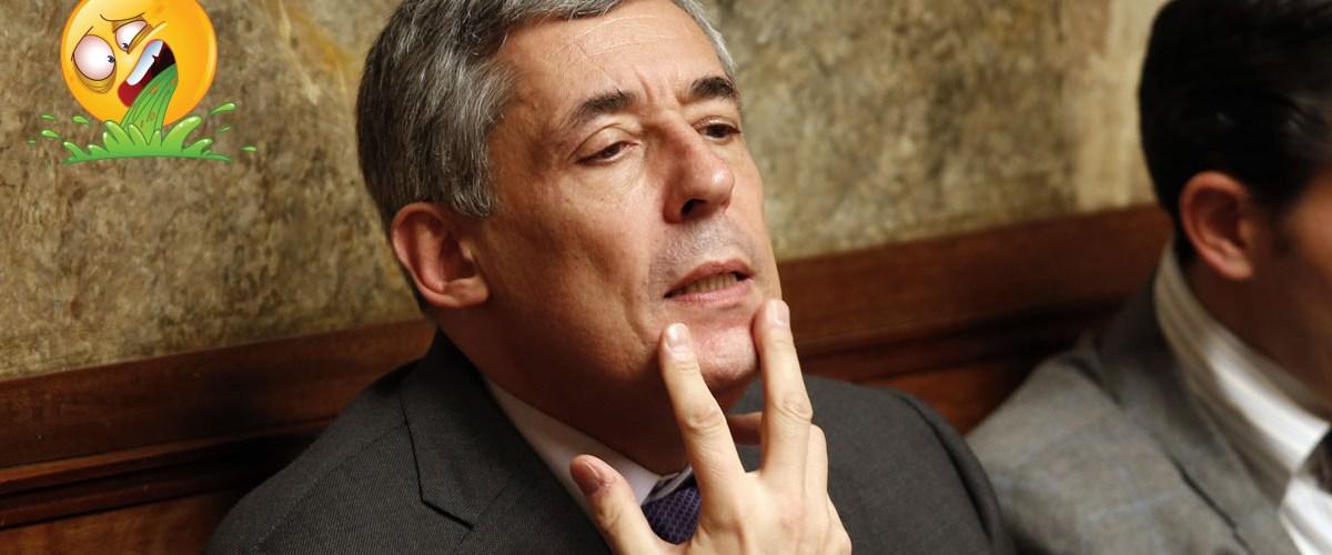 Henri Guaino confesse son émétophilie : une attirance sexuelle pour le vomi ... [Témoignage]