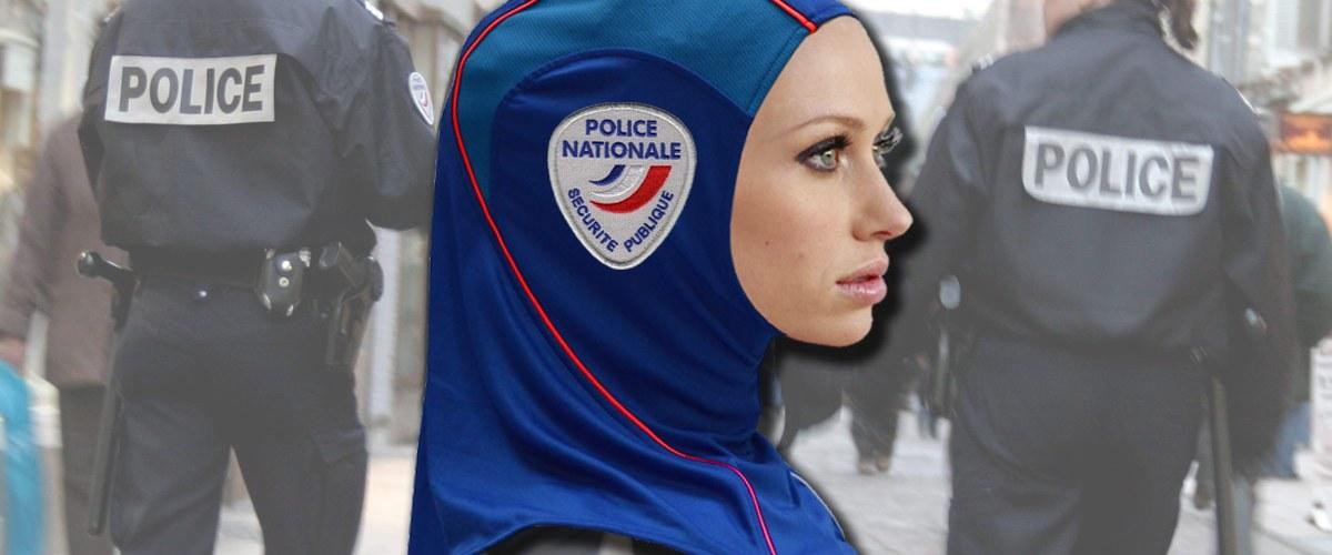 Le port du hijab bientôt autorisé dans la police nationale