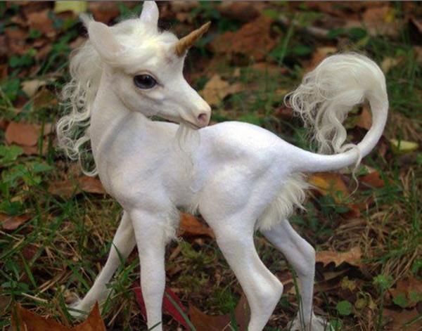 licorne-embryon-clone-adn USA : des scientifiques ont réussi à recréer un poulain-licorne avec de l'ADN fossilisé