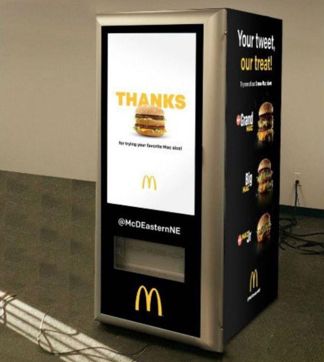 bigmac-distributeur-ecole-mcdonalds-1 McDonald's va installer 5.000 distributeurs automatiques de BigMac dans les écoles
