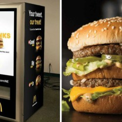 McDonald's va installer 5.000 distributeurs automatiques de BigMac dans les écoles