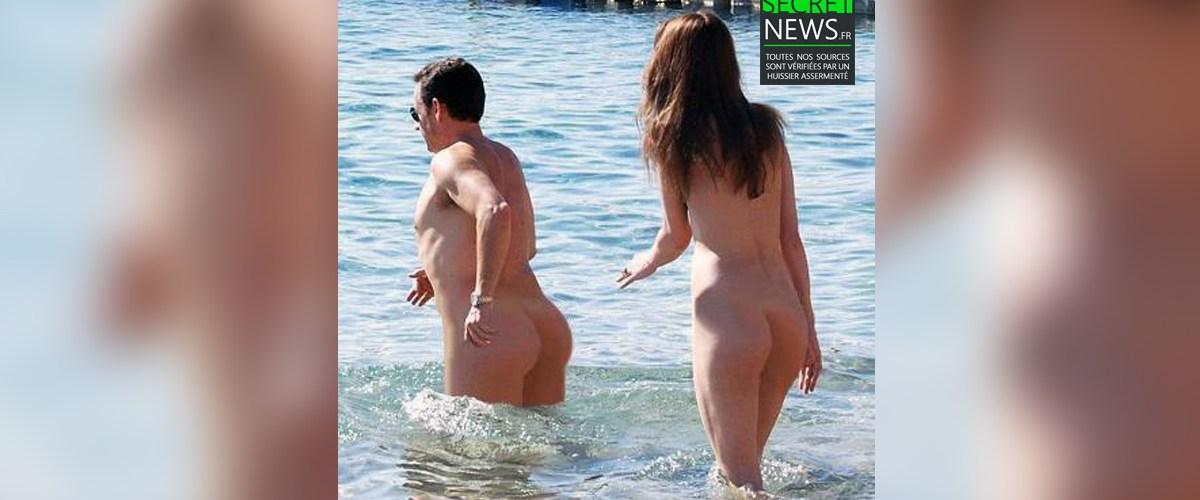 Carla Bruni et Nicolas Sarkozy entièrement nus en vacances naturistes au Cap Nègre (photos 18+)