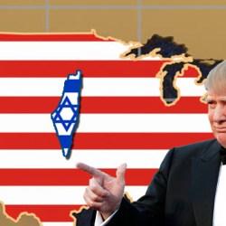 Donald Trump propose à Israël de déménager aux USA et de devenir le 51° état