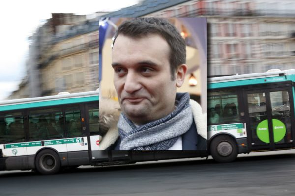 Le viol collectif de Florian Philippot dans un bus indigne la France
