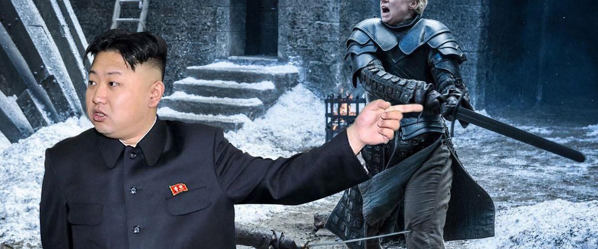 La Corée du Nord menace de diffuser la saison 7 de Game Of Thrones