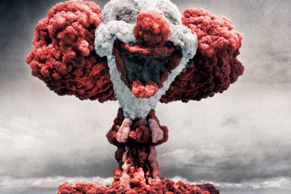 La Corée du Nord a réussi une explosion atomique en forme de clown