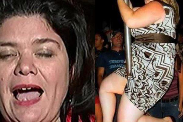 Raquel Garrido aperçue ivre en discothèque ce vendredi ! Elle fêtait le succès de la manifestation de samedi