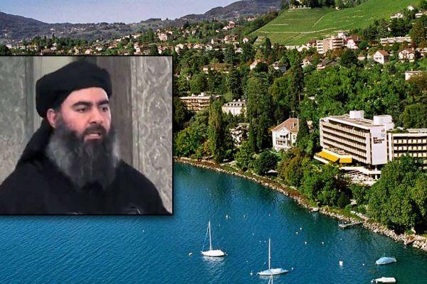 Accro à l'alcool et à la cocaïne, al-Baghdadi serait en cure de désintoxication à Montreux
