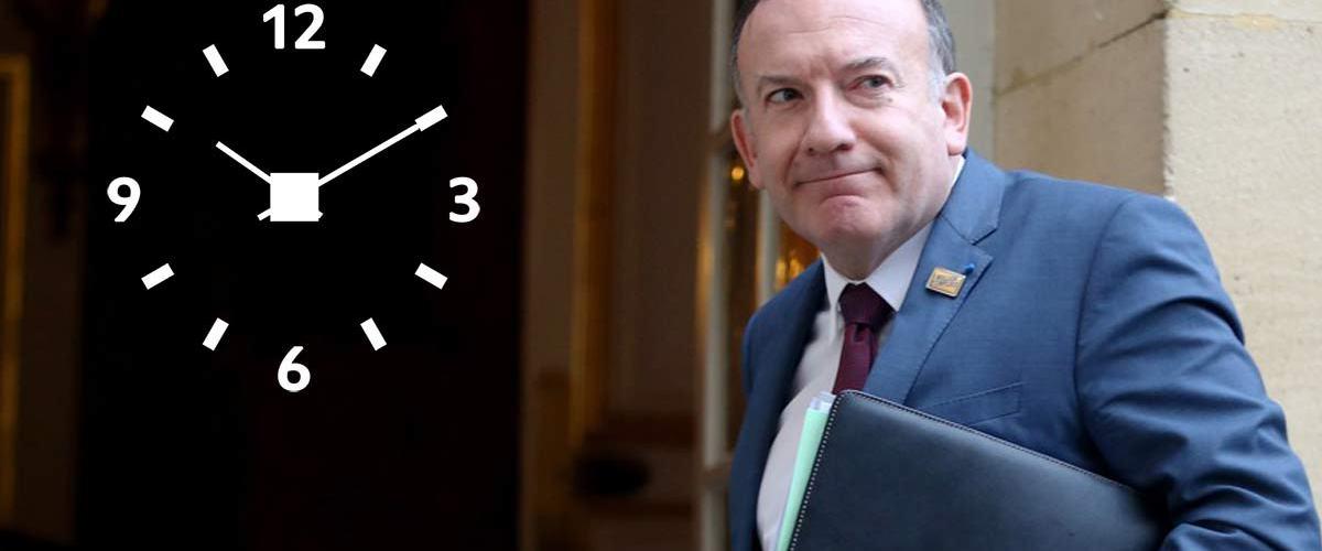 Le MEDEF propose que le passage à l'heure d'hiver se fasse dorénavant le lundi à dix heures du matin