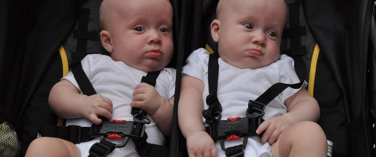 """Les prénoms """"Copié"""" et """"Collé"""" validés par l'état civil pour deux jumeaux"""