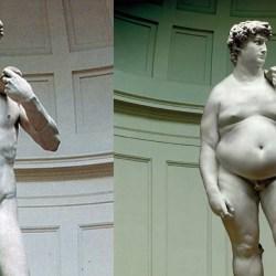 Le David de Michel-Ange revient obèse d'une exposition aux USA et inquiète les scientifiques