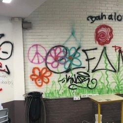 Les magnifiques fresques révolutionnaires de Tolbiac seront exposées au Musée des Arts Urbains et du Street Art (PHOTOS)