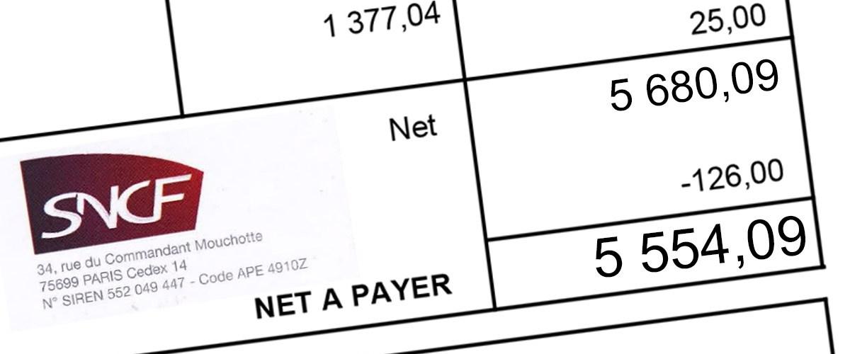 5.554€ net mensuel + stock options. Un aiguilleur de la SNCF dévoile sa fiche de paye qui fait rêver