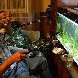 La pêche en intérieur dans les EHPAD : pour prôner l'activité physique adaptée aux séniors