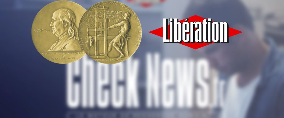 Un journaliste de Libé gagne le prix Pulitzer pour avoir décelé une fake news dans SecretNews