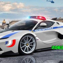 Christophe Castaner commande 250 Ferrari pour la police française