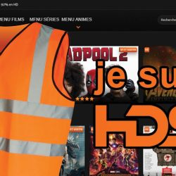 "Une mobilisation ""Gilet Orange"" s'organise contre la fermeture du site de streaming HDS.to"