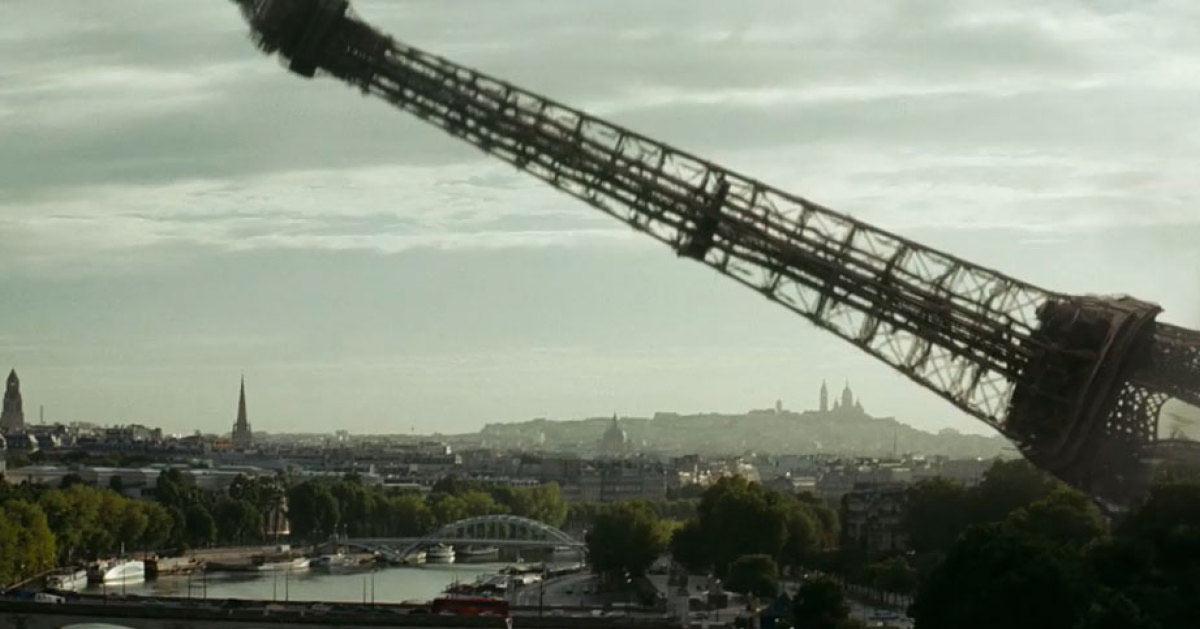 CAN 2019 : les supporters algériens ont fait tomber la tour Eiffel