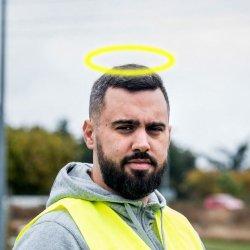 Eric Drouet : les Gilets Jaunes demandent sa canonisation au Pape