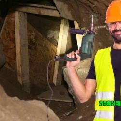 """""""En Creuse on creuse"""" - Pour atteindre l'Élysée, des Gilets Jaunes creusent un tunnel depuis 15 jours"""