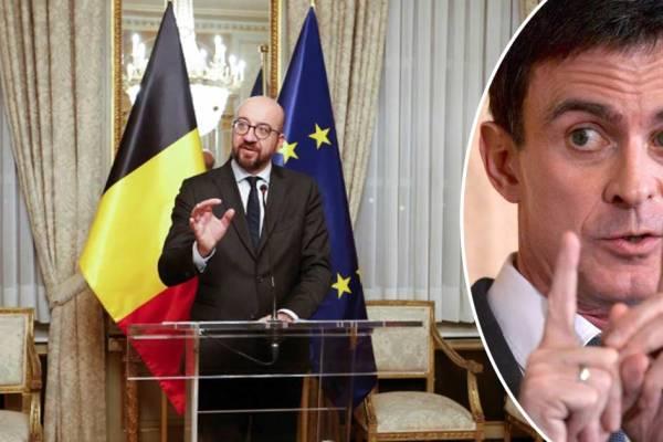 Charles Michel démissionne : Manuel Valls déjà candidat à sa succession