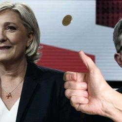 Le Pen et Mélenchon se partagent les Gilets Jaunes à pile ou face
