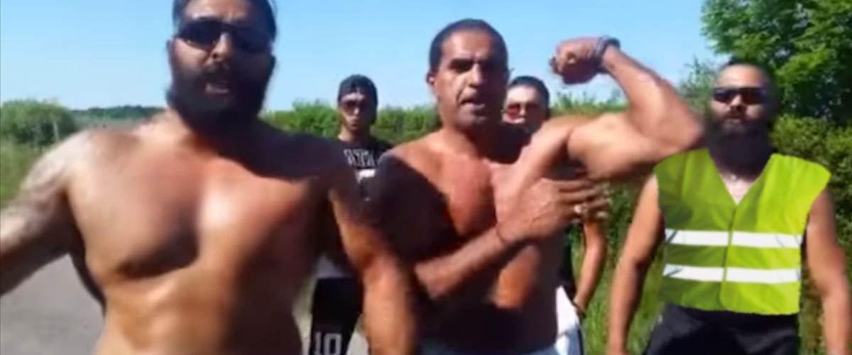 """Gilets Jaunes : les clans gitans """"Lopez"""" se réconcilient pour venir à Paris ce samedi"""