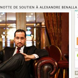 La cagnotte pour les frais de justice d'Alexandre Benalla dépasse le million d'euros