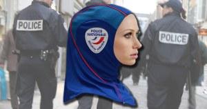 Le hijab bientôt autorisé dans la police nationale