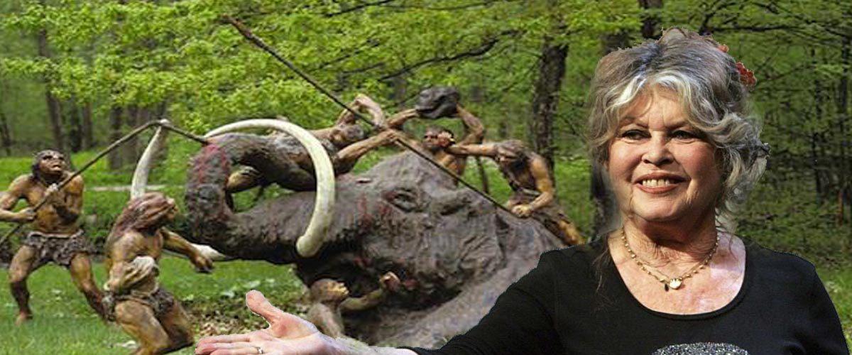 Brigitte Bardot veut que les Réunionnais arrêtent la chasse aux mammouths sans étourdissement