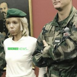 Acte 20 : Brigitte Macron chassera les Gilets Jaunes avec la Légion Étrangère