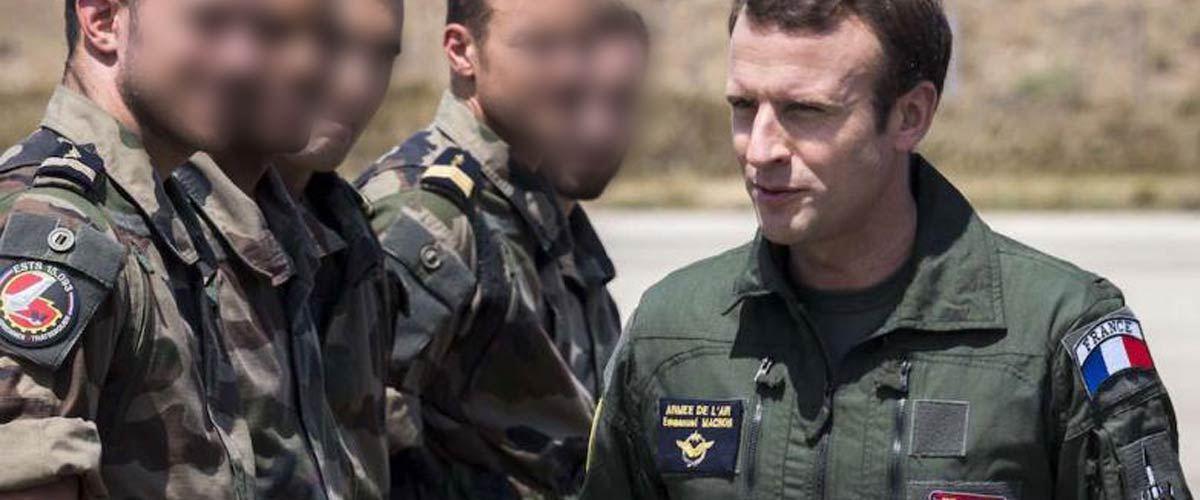 Acte 20 : Macron pilotera lui-même un Rafale pour traquer les Gilets Jaunes