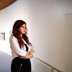 Marlène Schiappa inaugure une exposition de pictogrammes d'extincteurs