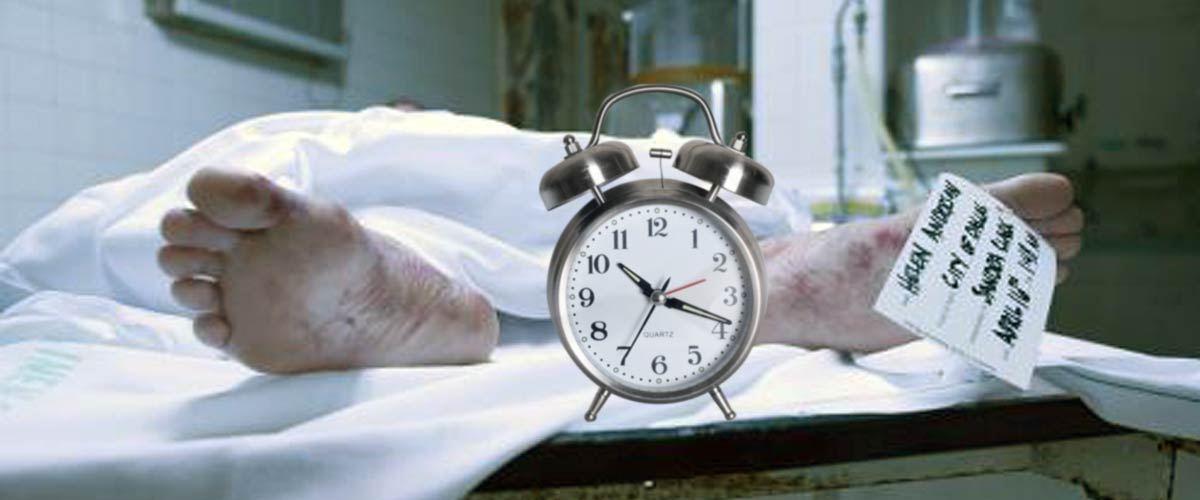 Déjà 648 Français sont morts à cause du changement d'heure de ce weekend