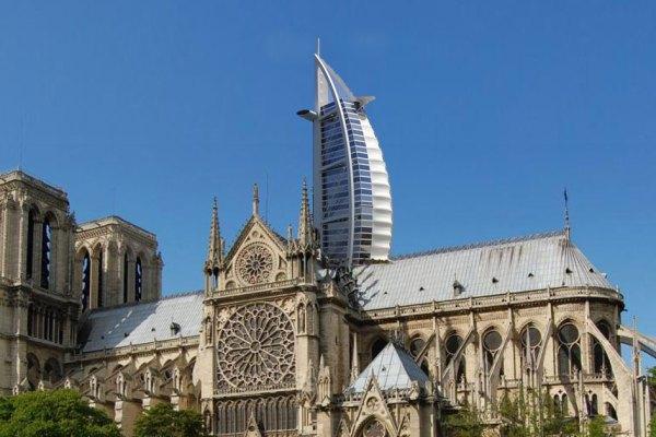 Brigitte Macron supervisera  la rénovation de Notre-Dame de Paris