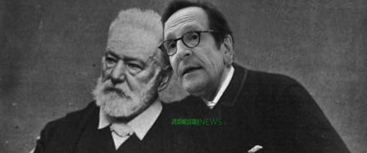"""Gilles Le Gendre : """"J'ai discuté de l'avenir de la France avec Victor Hugo"""""""