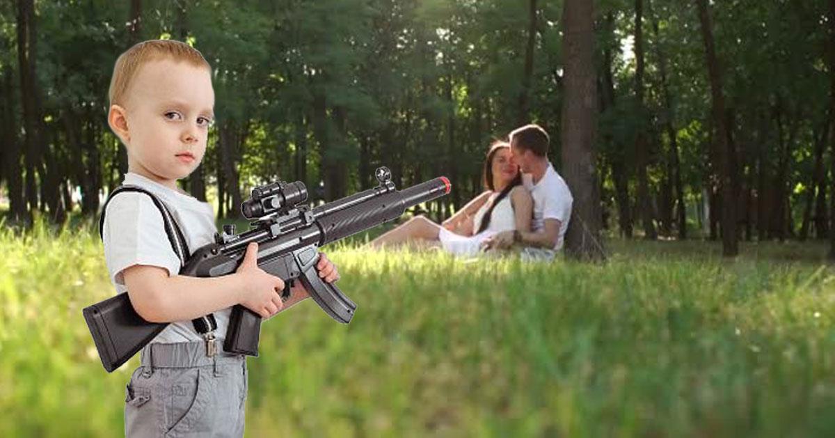 otages-enfants-arme SecretNews