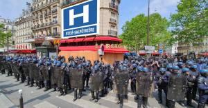 L'hôpital de la Pitié-Salpêtrière déménage à La Rotonde pour plus de sécurité