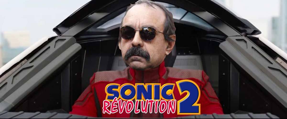 Philippe Martinez jouera Robotnik dans le film Sonic 2