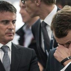 """Manuel Valls candidat à la présidence des """"Jeunes avec Macron"""""""
