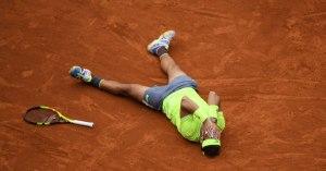 Rafael Nadal atteint par un tir de LBD : un CRS a vu jaune …
