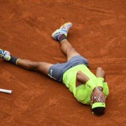 Rafael Nadal atteint par un tir de LBD : un CRS a vu jaune ...