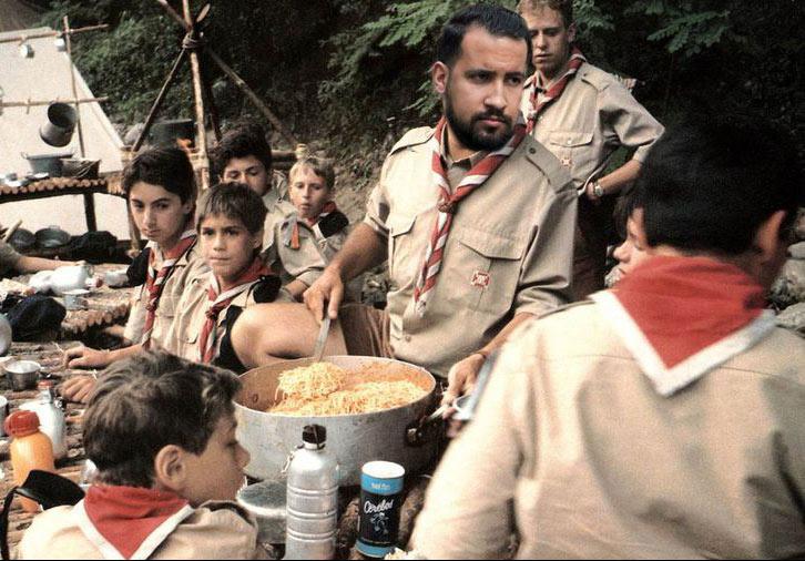 """alexandre-benalla-scout-chef-2 Alexandre Benalla chez les scouts : il publie des nouvelles photos """"preuves"""""""