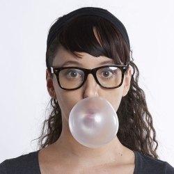 Elle mâche le même chewing-gum depuis dix ans