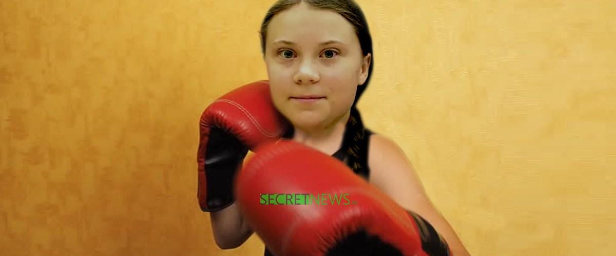 Greta Thunberg défie Michel Onfray dans un combat de MMA