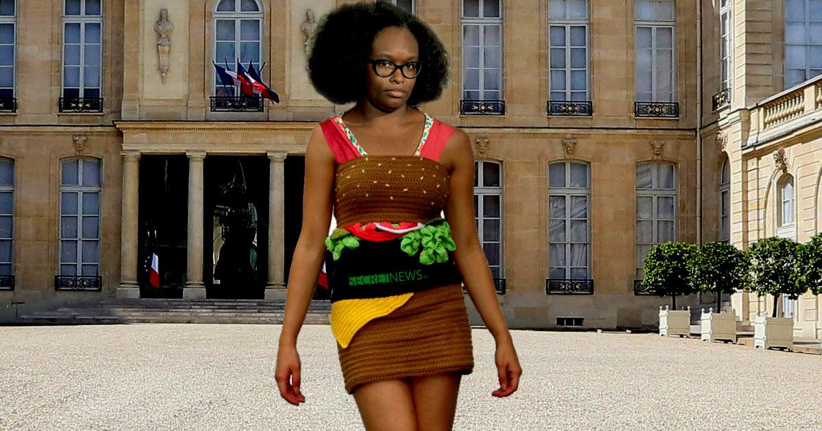 La robe «kebab» de Sibeth Ndiaye ne fait pas l'unanimité …